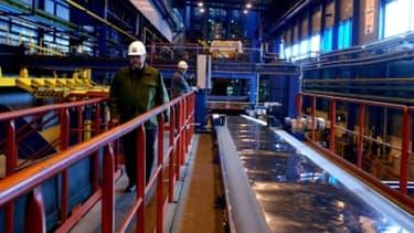 Les hauts-fourneaux de Florange, promis à la fermeture, susciteraient l'intérêt de trois industriels