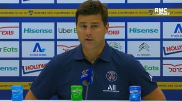 "Lille 1-0 PSG : Pochettino pas inquiet, ""nous allons construire un brillant avenir"""