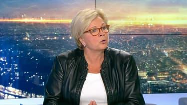 Catherine Vautrin, la porte-parole de Nicolas Sarkozy.