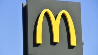 Un fast-food McDonald's (PHOTO D'ILLUSTRATION)