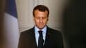 Emmanuel Macron le 30 juin 2018 à l'Elysée.