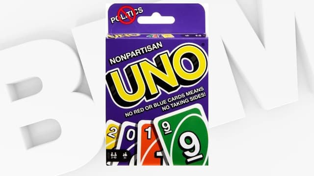 Mattel lance une édition limitée et apolitique du jeu Uno pour Thanksgiving