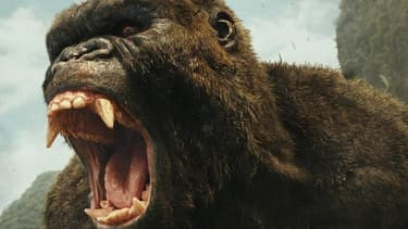 """Le King Kong de """"Kong: Skull Island"""", de Jordan Vogt- Roberts."""