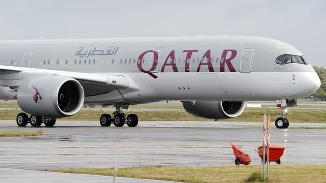 Qatar Airways a commandé 80 A350.