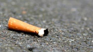 Un mégot de cigarette met près de douze ans à se dégrader