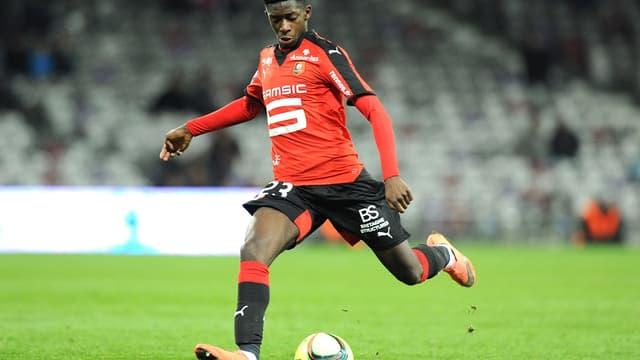 Ousmane Dembélé (Rennes)