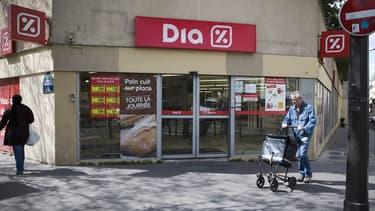 Carrefour avait racheté 800 magasins Dia pour 650 millions d'euros l'an dernier