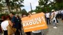 Manifestation contre le pass sanitaire à Paris, le samedi 28 août