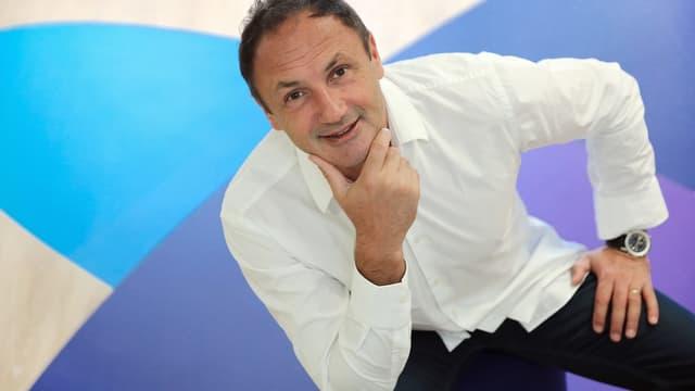 Ludovic Le Moan, fondateur de Sigfox, a su convaincre de nouveaux investisseurs dont Total et Salesforce pour réunir un tour de table atteignant 150 millions d'euros.