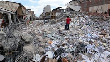 Le séisme a fait 600 morts.