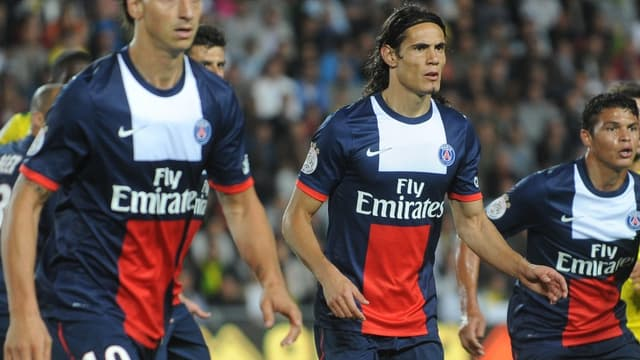 Ibrahimovic, Cavani, Thiago Silva... Pluie de stars à Paris