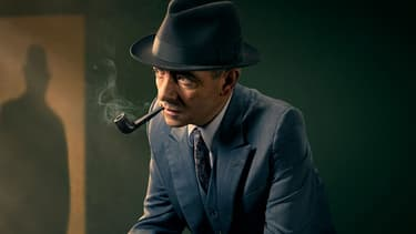 Mr Bean dans la peau du commissaire Maigret