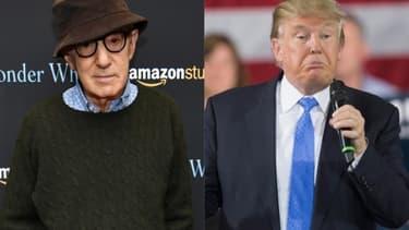 Woody Allen et Donald Trump