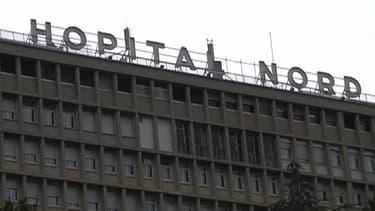 L'hôpital Nord de Marseille