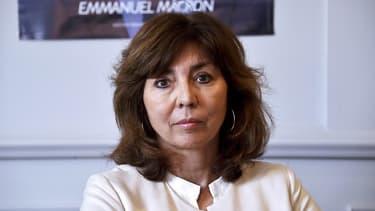 La députée LREM de la Haute-Garonne Corinne Vignon.