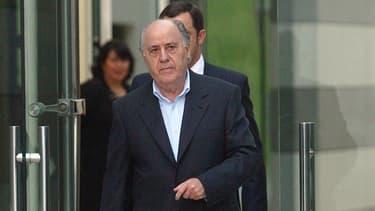 Le fondateur de l'enseigne Zara s'est offert une nouvelle tour à Madrid pour un demi-milliard d'euros.