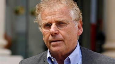 """Le député européen écologiste Daniel Cohn-Bendit estime """"très difficile"""" la mission du nouveau leader d'Europe Ecologie-Les Verts (EELV), Pascal Durand, qui est de sortir le parti de l'ornière groupusculaire"""" dans laquelle il s'est mis. /Photo prise le 25"""