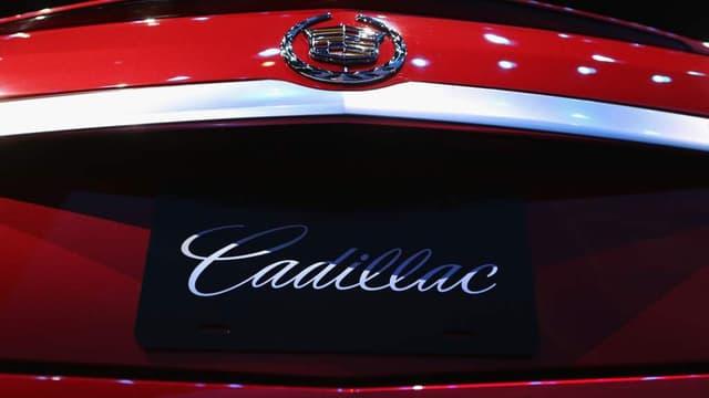 Cadillac veut redresser son prestige