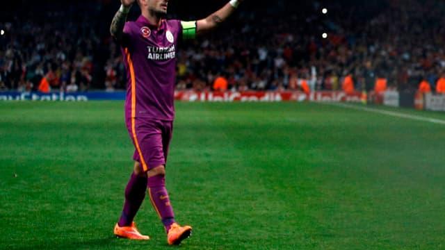 Wesley Sneijder (Galatasaray)