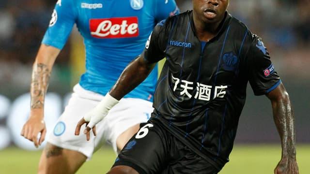 Contre Naples, Jean-Michaël Seri pourrait bien disputer son dernier match avec Nice.