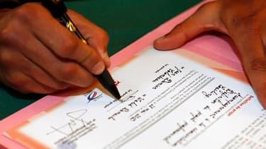 Cette année, le rythme annuel sera de 300 000 ruptures conventionnelles signées.