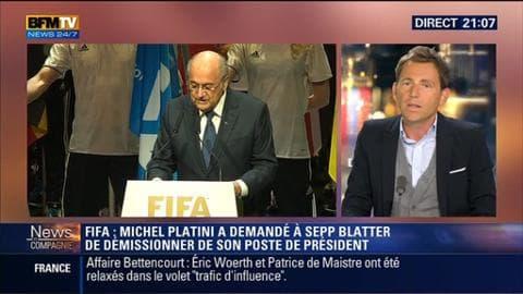 Retour sur le scandale de corruption à grande échelle au sein de la Fifa (1/2)