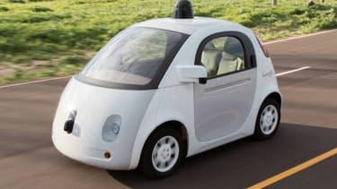 Google vient de créer Waymo, une filiale indépendante chargée de travailler sur les véhicules autonomes. (image d'illustration).