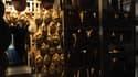"""Le jambon du Kintoa est issu d'un porc rustique du sud-ouest de la France, de race """"pie noir du Pays basque"""""""