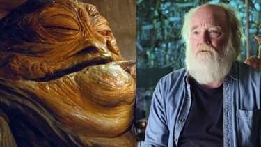 Jabba le Hutt et Phil Tippett