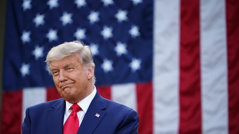 Premier meeting pour Trump depuis la présidentielle, pour défendre la majorité républicaine au Sénat