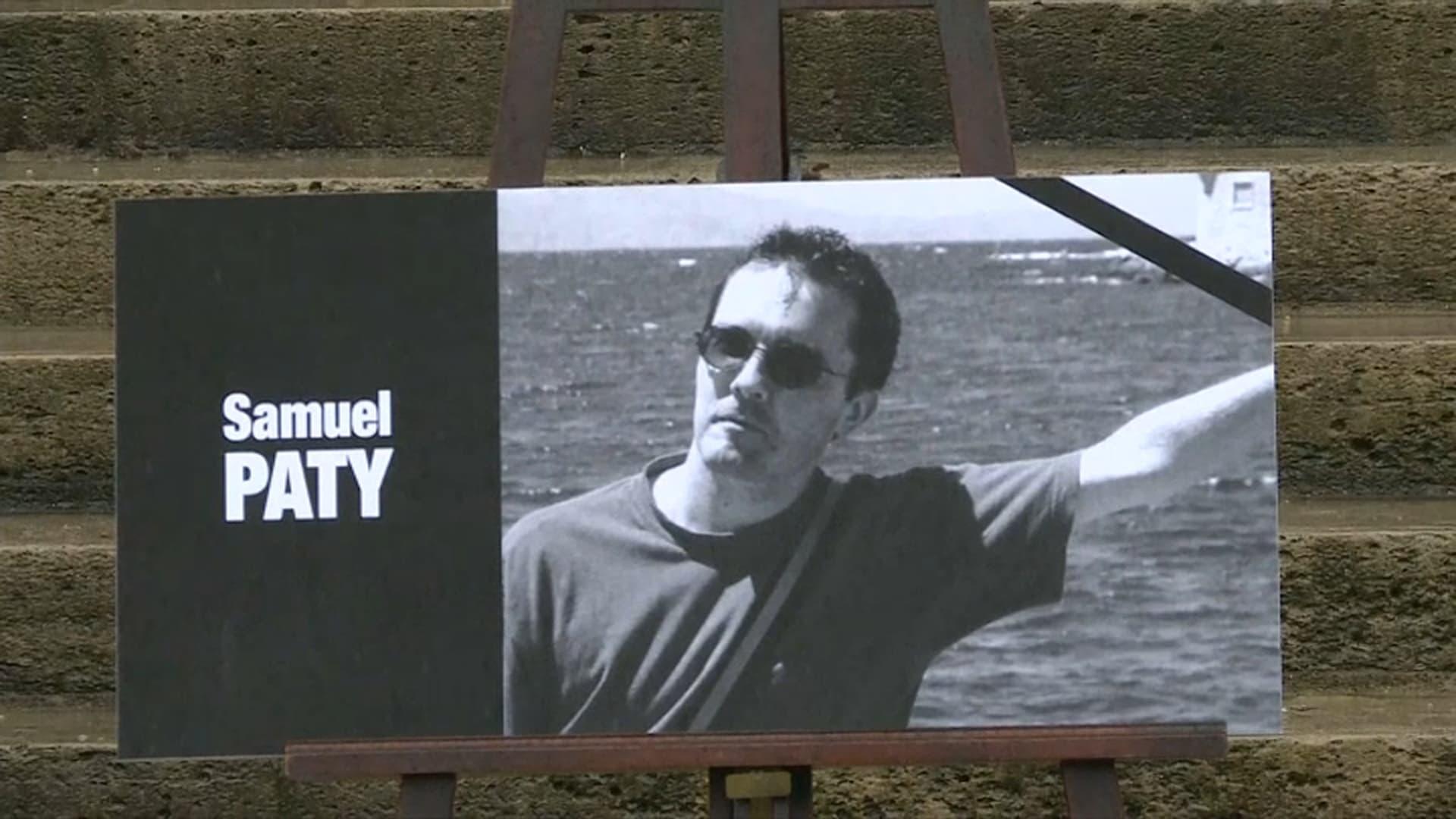 L'hommage national à Samuel Paty mercredi aura lieu dans ...  |Samuel Paty
