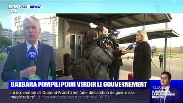 """Pour François de Rugy, Barbara Pompili a l'écologie """"chevillée au corps"""""""