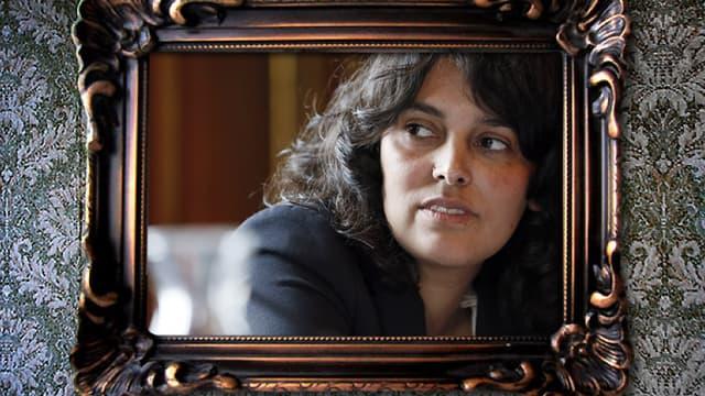 Myriam el Khomri, une jeune secrétaire d'Etat chargée de la politique de la Ville