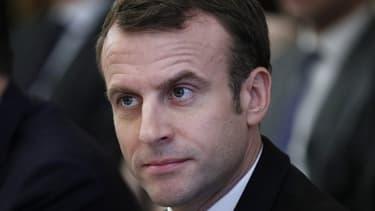 A l'Elysée, Emmanuel Macron a donné la parole aux chefs d'entreprises pendant près de deux heures pour écouter leurs engagements en faveur du pouvoir d'achat.