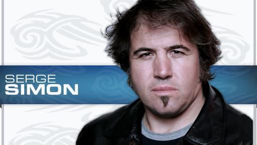 Serge Simon, consultant RMC Sport