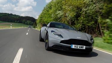 La rumeur d'un intérêt de Lawrence Stroll réveille Aston Martin