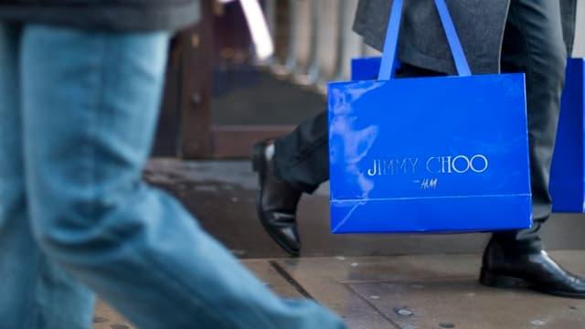 Les chaussures peuvent coûter jusqu'à 600 livres (764 euros)