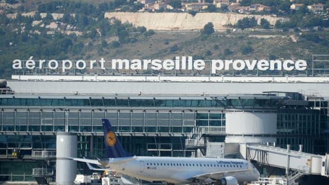 L'aéroport Marseille-Provence (image d'illustration).