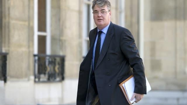Jean-Paul Delevoye, haut-commissaire à la réforme des retraites