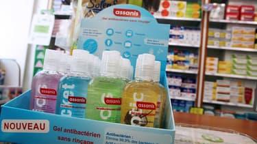 Pour Olivier Véran, ministre de la santé, le contexte ne justifie pas l'augmentation des prix des flacons de gel hydroalcoolique