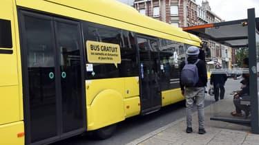 Réseau de bus à Dunkerque
