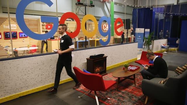 Google ne se limite pas à offrir des locaux attractifs, il pense aussi à soutenir les familles de ses salariés qui décèdent.