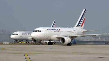 Air France doit actuellement faire face à une négociation âpre avec les syndicats.