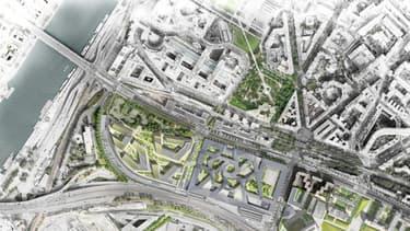 Le chantier de Balard ne sera pas livré avant 2015