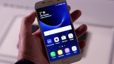 Le Samsung Galaxy S7, le nouveau smartphone haut de gamme du coréen et challenger du futur iPhone ?