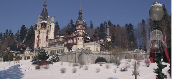 "Aldovia, le royaume fictif dans ""A Christmas Prince"""