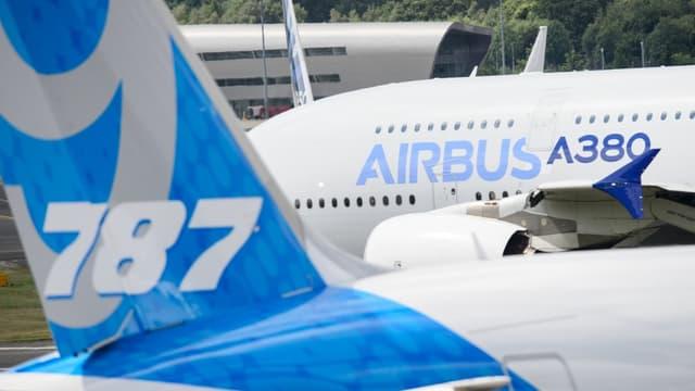 Boeing fait également la course en tête en termes de livraisons d'appareils depuis le début de l'année.