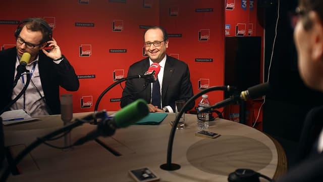 François Hollande a réagi sur de nombreux sujets polémiques lors de son interview sur France Inter.