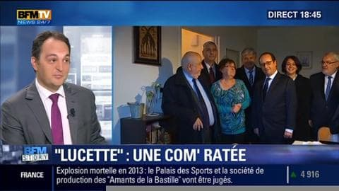 François Hollande chez Lucette: l'entrevue a été entièrement mise en scène