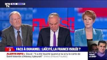 Face à Duhamel: la France est-elle isolée sur la laïcité ? - 17/11